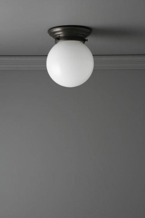 Deckenring mit Opalkugel (15 cm)