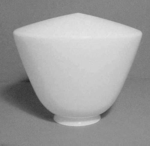 Lampenglas Trichter geschlossen  Ø 32 cm