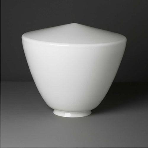 Lampenglas Trichter geschlossen  Ø 25 cm