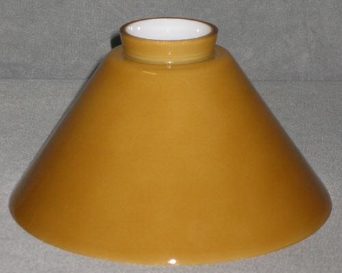 Schusterschirm cognac Ø 20 cm