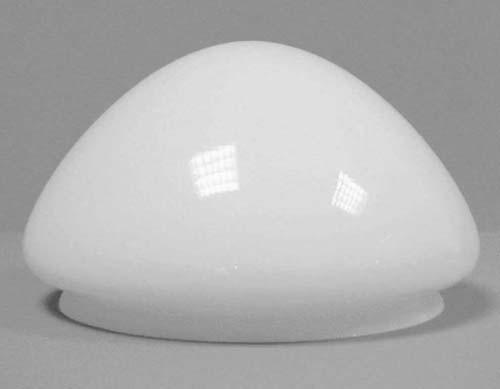 Kuppelschirm opal Ø 22 cm