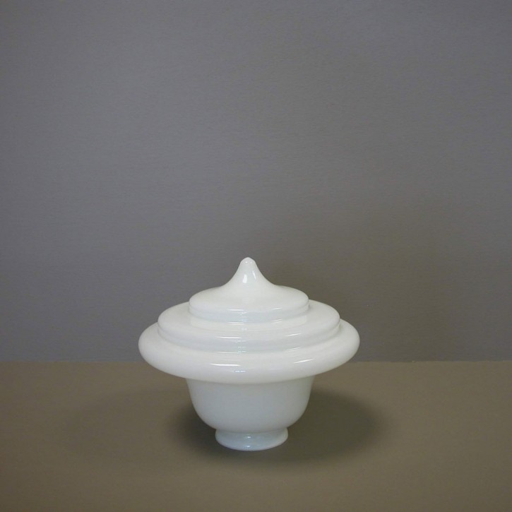 Tropfenglas mit abgestufter Spitze Ø 17 cm