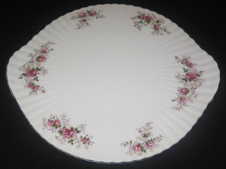 Royal Albert Lavender Rose Tortenplatte