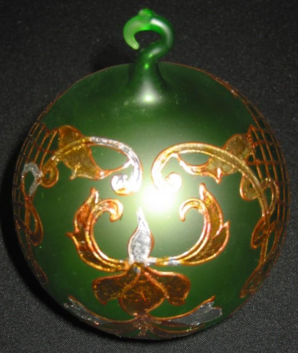 Christbaumschmuck Weihnachtsdekoration Glaskugel