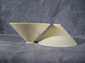 Schusterschirm beige Ø 25 cm