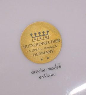 Hutschenreuther Drache exclusiv Milch-Zucker-Tablett