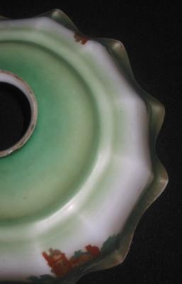Küchenschirm Motiv  Burg Ø 24 cm